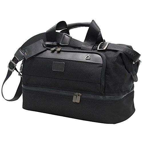 Andiamo Avanti Collection Drop Bottom Satchel, Midnight...