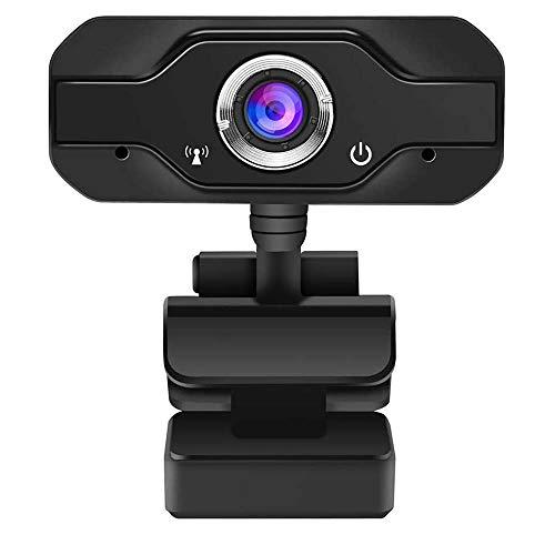 JY Caméra HD Webcam, 1080P Web Cam HD Webcam Caméra avec Micro Microphone pour Ordinateur Portable PC Portable