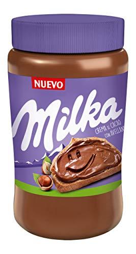 Milka Crema de Cacao con Avellanas para untar - 600 g