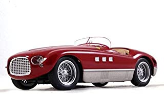 Ferrari 340 MM Spider Red Color 1:43 Scale Diecast Model Sports Car 1952 Year