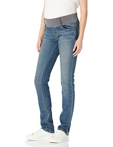 Product Image of the Maternal America Women's Maternity California Skinny Jeans, Classic wash, L