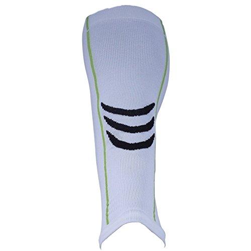 Socken EVAPOR8 Unisex Compression SLEEVE Carbon / Firefly S (34-37)