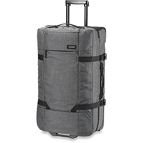 Dakine Split Roller, mochila con ruedas, 100 litros, compartimentos espaciosos para una excelente organización Maleta, bolsa de deporte y carrito de gran resistencia