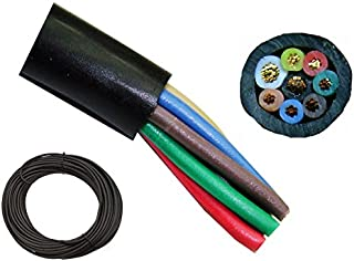 75' Length 8 Conductor Rotor Wire - Antenna Rotator Cable