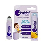 ARNIDOL - Roll On 15ml, Reconforta y refresca tras golpes leves, Arnica y Harpagofito