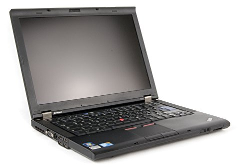 Lenovo ThinkPad T410 14,1 Zoll Notebook (Core i5 2.4GHz, 4GB RAM, 160GB HDD, DVD-RW, Win 7) schwarz