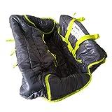 Safety 1st Caddy Protect Protezione Carrello della Spesa, Seduta Imbottita Protezioni Copr...