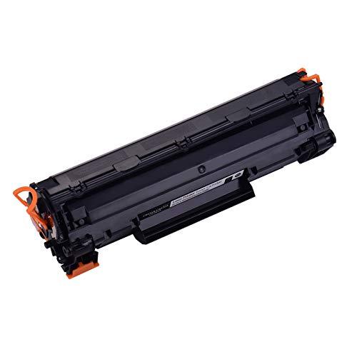Fesjoy Cartucho de tóner, Reemplazo de Cartucho de tóner Compatible con Black para Impresora 35A CB435A 36A CB436A 85A CE285A con Chip Compatible con HP Laserjet P1002 / 1003/1004/1005/1006/1009/1505