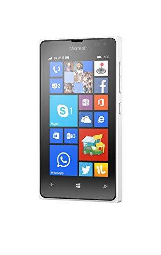 Microsoft Lumia 532 Smartphone Dual SIM, Bianco