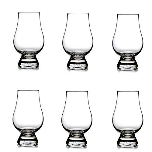 The Glencairn 3550031 Lot de 6 verres à whisky 190 ml