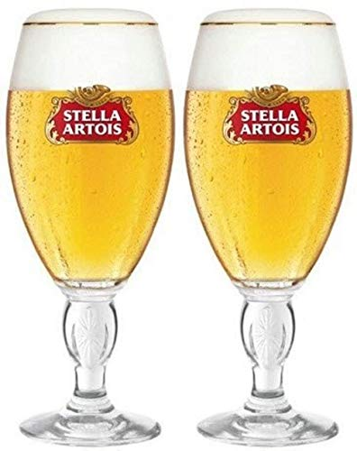 Copas Para Cerveza Stella Artois