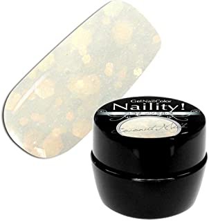 Naility! ジェルネイルカラー 018 ココナッツミルク 4g
