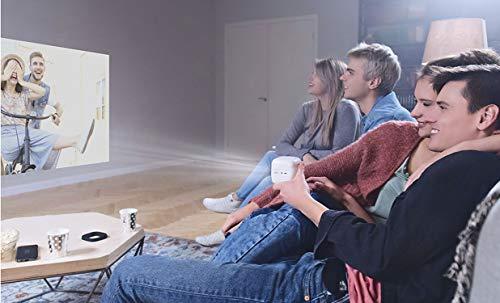 Cinema Takeaway: The Best Portable Projectors 24