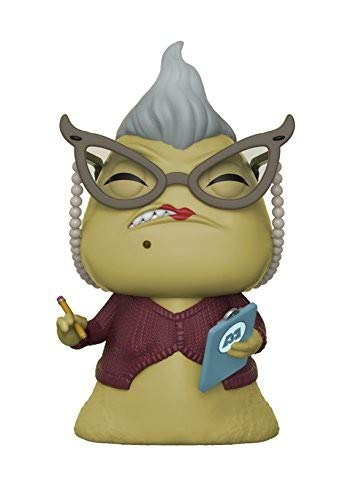 Funko POP! Disney: Monstruos S.A.: Roz