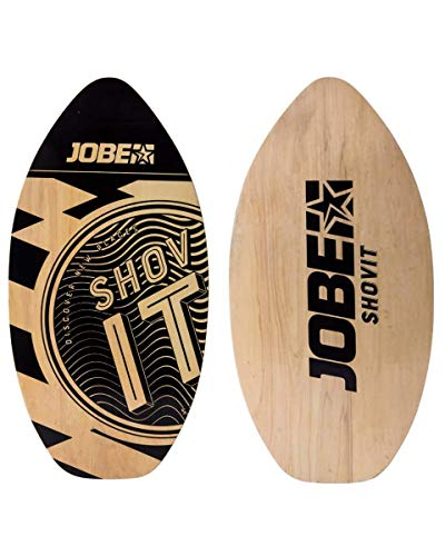 Jobe Shov It - Skimboard, Primavera/Verano, Unisex Adulto, Color Multicolor, tamaño 32 Pulgadas