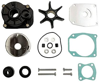 A.A Water Pump Impeller High material Kit for Outboards 50 Evinrude Great interest 40 Johnson