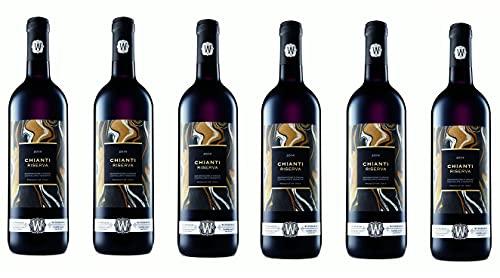 Chianti Riserva 2015 Winemaker DOCG 750 ml 13% Ottimo Rapporto Qualità Prezzo (6)