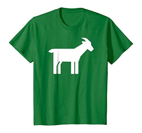 Camiseta de regalo, símbolo de cabra Multicolor multicolor L