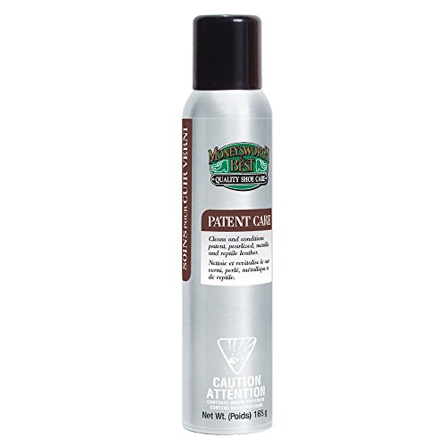 Moneysworth & Best Patent Leather Cleaner and Conditioner 168g