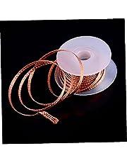 1.5M 3,5 mm solderen Wick Desoldering Braid Welding Solder Remover Wire Cord voor het dagelijks leven Hulpmiddelen