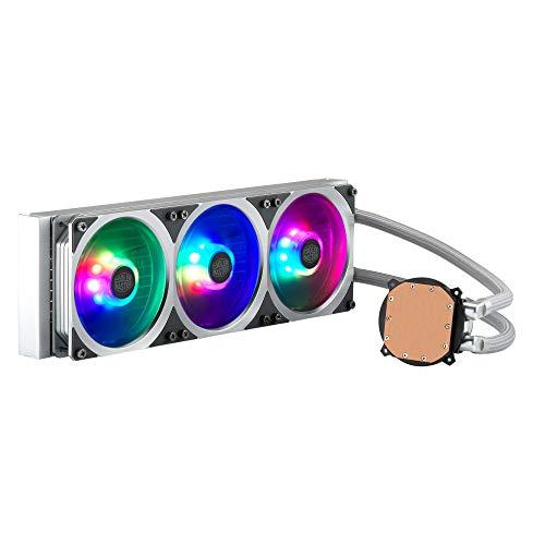Cooler Master MasterLiquid ML360P Silver Edition refrigeración agua y freón Procesador