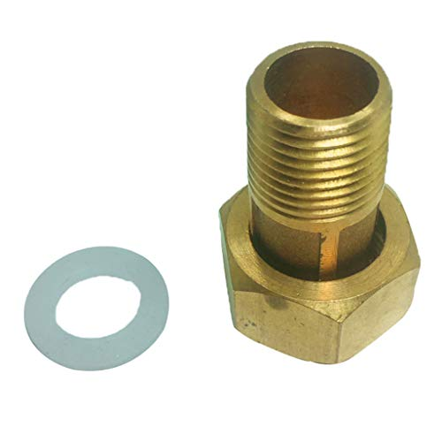 """Wasserzähler 3//4/""""//190 L Verschraubung 1/""""//1/"""" Nr22502570001 f Wasserzählerbügel"""