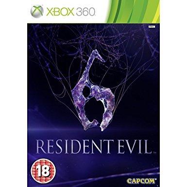 Resident Evil 6 (Xbox 360) Deutsche Sprache