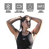 heypower Bone Conduction Headset 8G MP3 Player Waterproof Swimming Outdoor Sport...