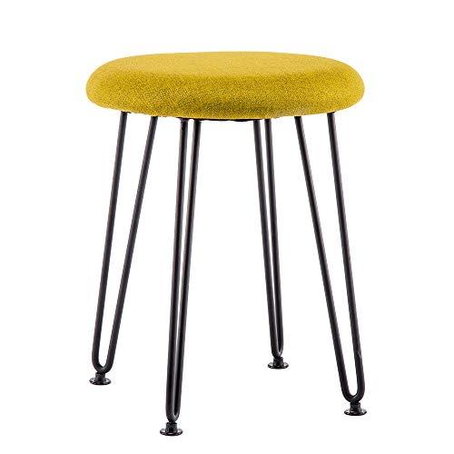 Movian Arno – Taburete, amarillo mostaza
