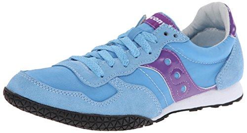 Saucony, Jazz, Sneaker alla moda da uomo e da donna, Giallo (Giallo), 42.5 EU