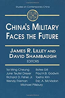 China's Military Faces the Future (Studies on Contemporary China (M.E. Sharpe Paperback))