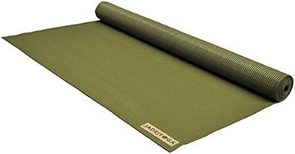 Jade Yoga - Voyager Yoga Mat (68 Inch) (Olive Green)