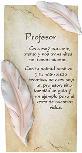 Framan PERGAMINO DE Piedra LABRADA Textos Ocasiones