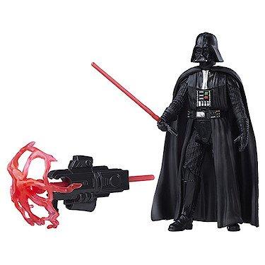 Star Wars – Rogue One: A Story – Darth Vader – Action Figur 9 cm mit Battle-Zubehör