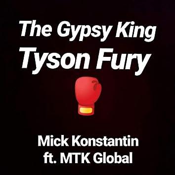 The Gypsy King Tyson Fury