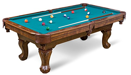 EastPoint Sports Brighton Billiard Table, 87-Inch