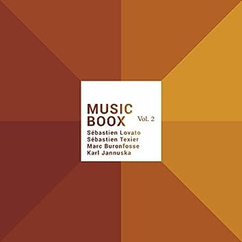 Music Boox, Vol. 2 (feat. Sébastien Texier, Marc Buronfosse & Karl Jannuska)