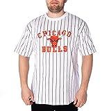 New Era Shirts – Camiseta de baloncesto – NBA – NFL – Lakers – Bulls – Raiders, Chicago Bulls., XXL