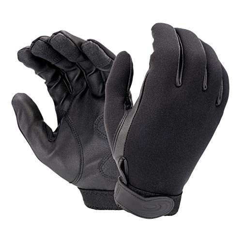 Hatch NS430 Specialist Police Duty Glove - Black, Large