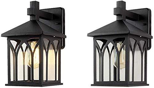 Mkj wandlamp, hallampen, spiegellampen, voorlampen, vloerlampen, E27 industriële lampen, wandlampen, wandlampen, puur aluminium