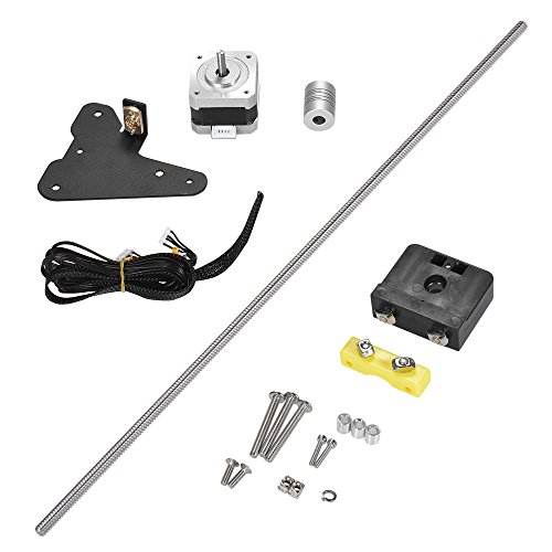 Aibecy Ersatzteil für Motorverbesserungen für Z-Achsen- oder Doppelter Z-Achsen-Stabstufenmotor der Drucker CR-10 CR-10S, 3D-Drucker Zubehör von Creality
