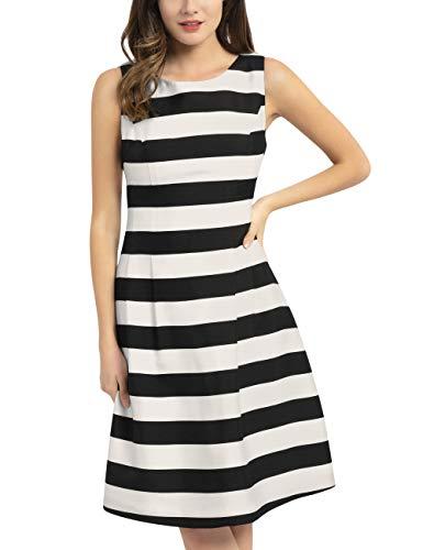 APART Fashion Damen Kleid, Grau (Grau-Multicolor 0), 40