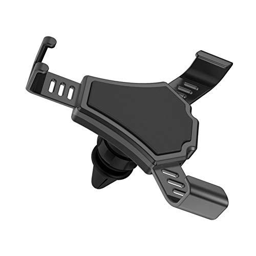 Titular del teléfono móvil del Coche Universal Soporte for teléfono portátil Coche Porta Móvil Coche (Color : Grey)