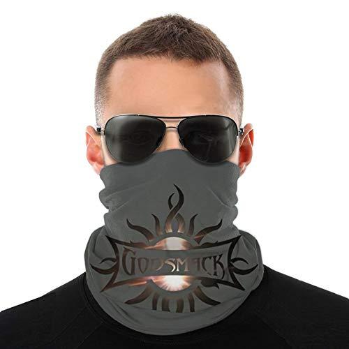 Go-d-s-m-a-c-k - Pañuelos para el cuello para hombres y mujeres, bufandas para el polvo, diademas y pulseras para viajes, deportes al aire libre y uso diario