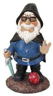 BigMouth Beard Geeky Garden Gnome