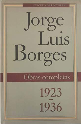 Borges. obras completas I