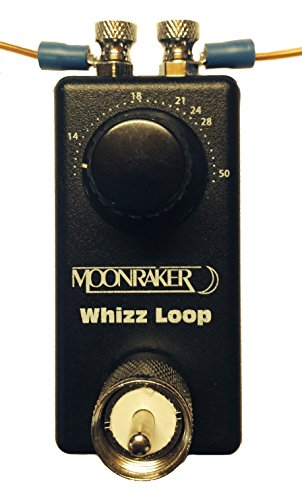 Moonraker Whizz Loop - Antena QRP (20 a 6 m)