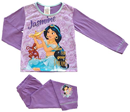 Disney Pijama de niña Princess Jasmine...