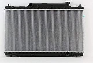 Radiator - Pacific Best Inc For/Fit 2574 02-05 Honda Civic HATCHBACK Si MT Plastic Tank Aluminum Core