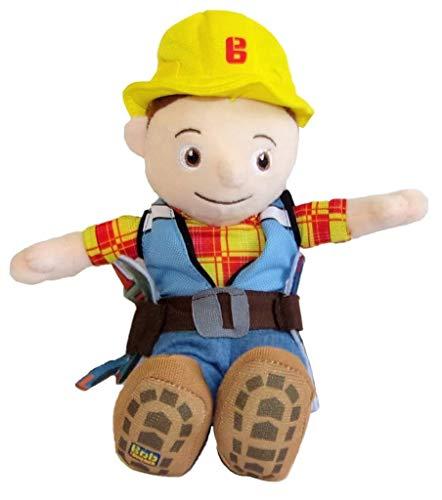 """Bob der Baumeister - Plüsch 7'78""""/20cm Bob der Baumeister Weiche Qualität"""